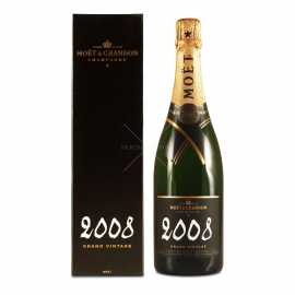 Moet & Chandon Grand Vintage 2008 0,75L