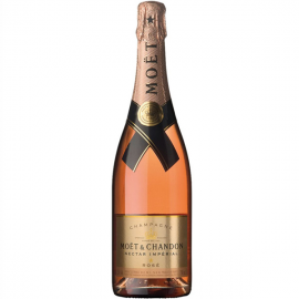 Moet & Chandon Nectar Imperial rose neon 0,75L