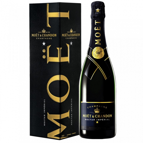 Moet & Chandon Nectar Imperial 0,75L