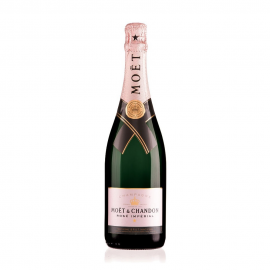 MOET & Chandon Rose imperial fara cutie 0,75L